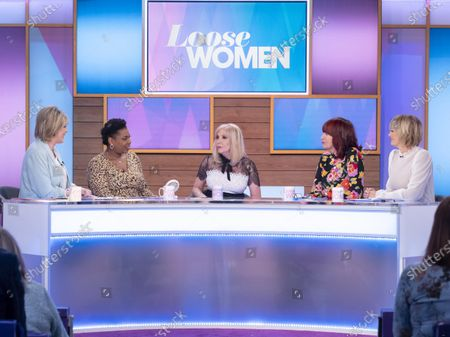 Editorial picture of 'Loose Women' TV show, London, UK - 04 Mar 2020