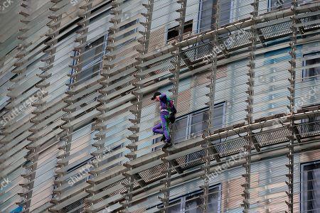 Editorial photo of Spiderman, Barcelona, Spain - 04 Mar 2020