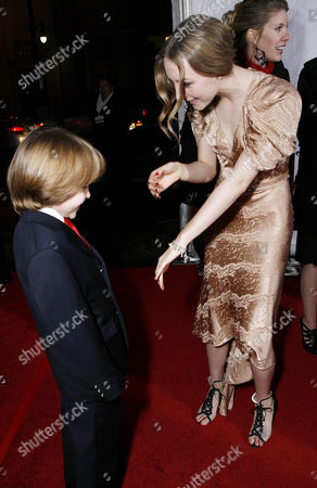 Christian Ashdale and Saoirse Ronan