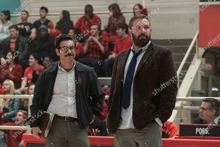 Al Madrigal as Dan and Ben Affleck as Jack Cunningham