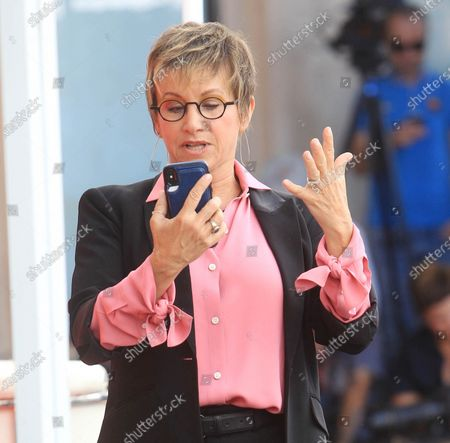 Editorial image of Gabrielle Carteris out and about, Los Angeles, USA - 03 Mar 2020