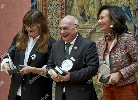 Isabel Coixet, Francisco Mojica and Ana Patricia Botin