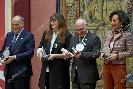 Editorial photo of The 8th edition of the 'Honorary Brand Ambassadors for Spain' ceremony, Madrid, Spain - 03 Mar 2020