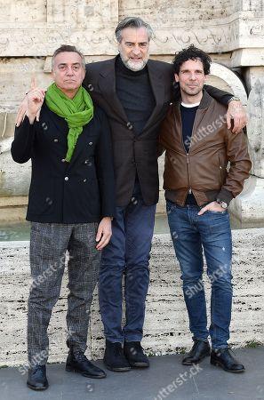 Editorial photo of 'La volta buona' film photocall, Rome, Italy - 04 Mar 2020