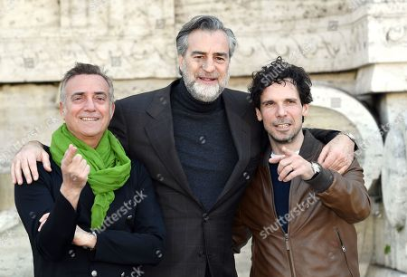 Editorial picture of 'La volta buona' film photocall, Rome, Italy - 04 Mar 2020