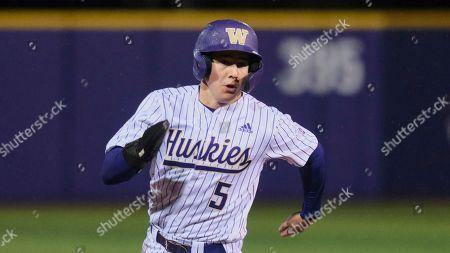 Editorial photo of UC Irvine Washington Baseball, Seattle, USA - 28 Feb 2020