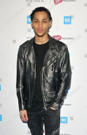 Editorial picture of WE Day UK, Arrivals, The SSE Arena, Wembley, London, UK - 04 Mar 2020