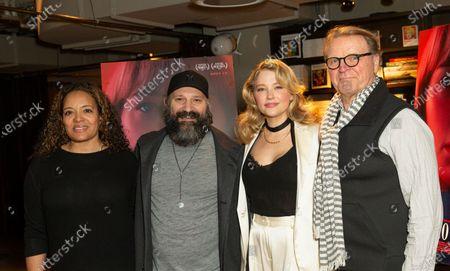 Editorial photo of 'Swallow' film screening, NeueHouse Madison Square, New York, USA - 03 Mar 2020