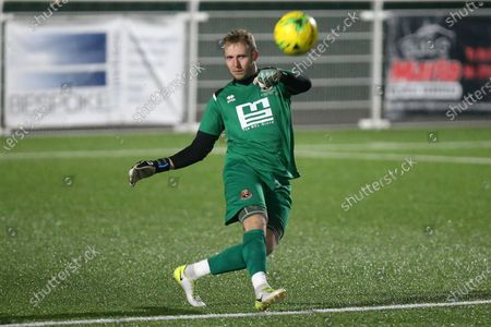 Editorial picture of Romford vs AFC Sudbury, BetVictor League North Division, Football, Parkside, Aveley, Essex, United Kingdom - 04 Mar 2020