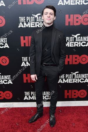 Editorial image of 'The Plot Against America' TV show premiere, Arrivals, New York, USA - 04 Mar 2020