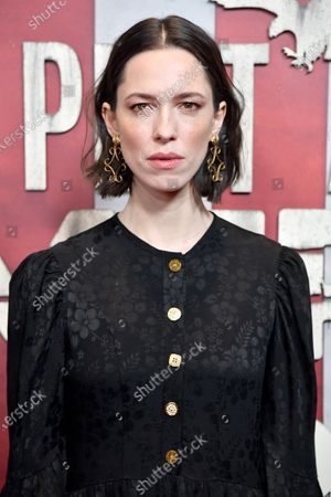 Editorial photo of 'The Plot Against America' TV show premiere, Arrivals, New York, USA - 04 Mar 2020