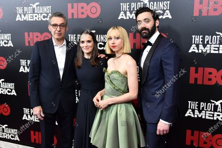 John Turturro, Winona Ryder, Zoe Kazan and Morgan Spector