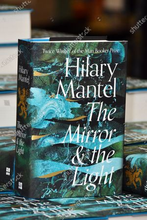 The Mirror & the Light book by Hilary Mantel