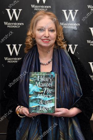 Stock Picture of Hilary Mantel