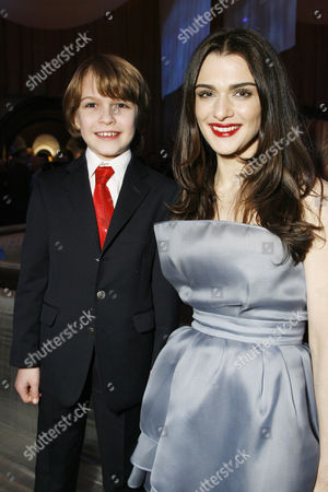 Christian Ashdale and Rachel Weisz