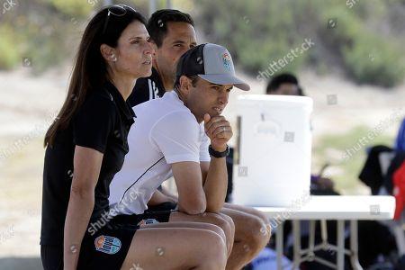 Editorial picture of Coach Donovan Soccer, Chula Vista, USA - 04 Mar 2020