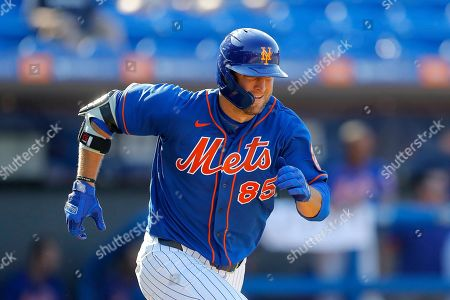 Editorial picture of Cardinals Mets Spring Baseball, Port St. Lucie, USA - 04 Mar 2020
