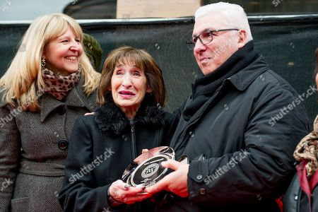 Editorial photo of Unveiling of Amy Winehouse Stone on Camden Music Walk of Fame, London, UK - 04 Mar 2020