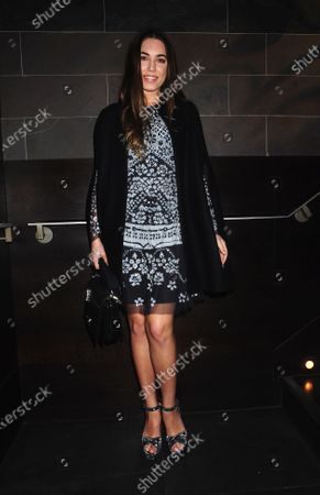 Stock Picture of Amber Le Bon