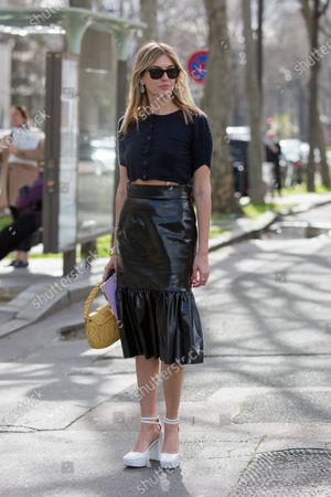 Stock Picture of Camille Charriere