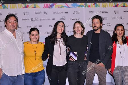 Diego Luna and guests