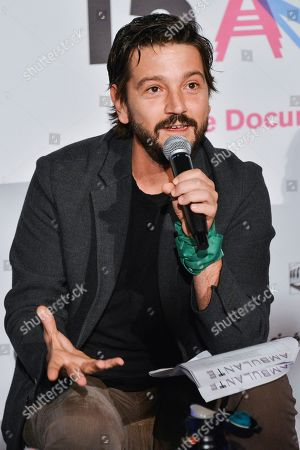 Editorial image of Ambulante Documentary Film Festival press conference, Cinepolis, Mexico City, Mexico - 04 Mar 2020