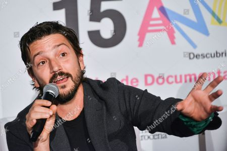 Editorial photo of Ambulante Documentary Film Festival press conference, Cinepolis, Mexico City, Mexico - 04 Mar 2020