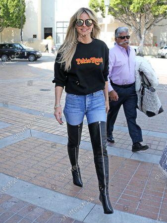 Editorial photo of 'America's Got Talent' TV show season 15, Arrivals, Pasadena Civic Auditorium, Los Angeles, USA - 04 Mar 2020