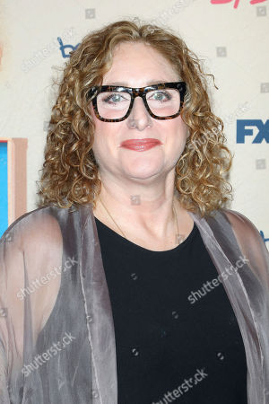 "Judy Gold attends the premiere of FX's ""Better Things"" at The Whitby Hotel, in New York"