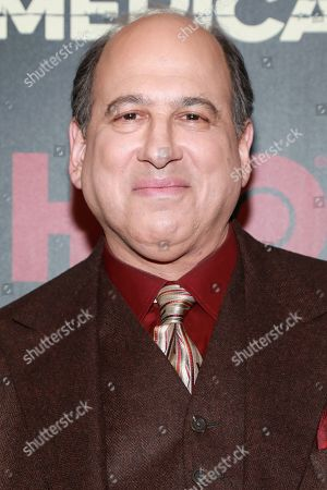 """Michael Kostroff attends the premiere of HBO's """"The Plot Against America"""" at Florence Gould Hall, in New York"""