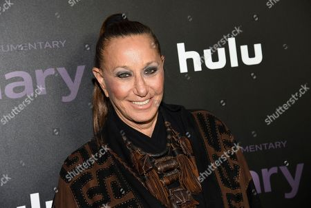 """Editorial picture of NY Premiere of Hulu's """"Hillary"""", New York, USA - 04 Mar 2020"""