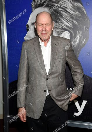 """Michael Eisner attends the premiere of the Hulu documentary """"Hillary"""" at the DGA New York Theater, in New York"""