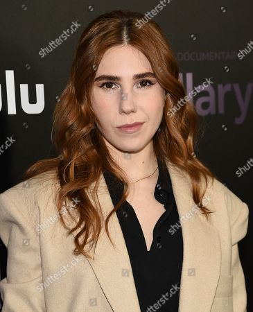 "Editorial image of NY Premiere of Hulu's ""Hillary"", New York, USA - 04 Mar 2020"