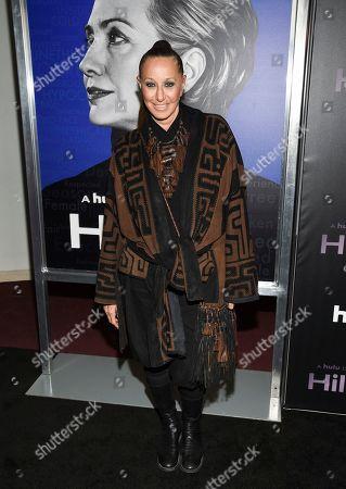"Editorial photo of NY Premiere of Hulu's ""Hillary"", New York, USA - 04 Mar 2020"