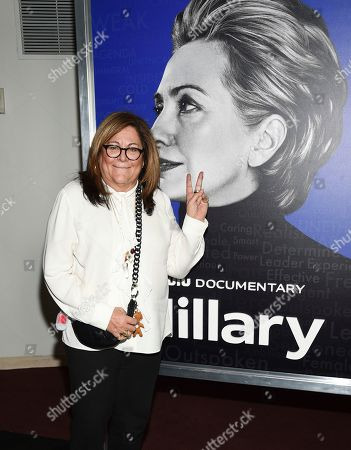 "Editorial picture of NY Premiere of Hulu's ""Hillary"", New York, USA - 04 Mar 2020"