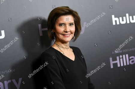 """Stock Picture of Former Chief of Protocol of the United States Capricia Marshall attends the premiere of the Hulu documentary """"Hillary"""" at the DGA New York Theater, in New York"""