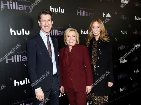 "Editorial photo of NY Premiere of Hulu's ""Hillary"", New York, USA - 04 Mar 2020"