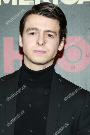 """Anthony Boyle attends the premiere of HBO's """"The Plot Against America"""" at Florence Gould Hall, in New York"""
