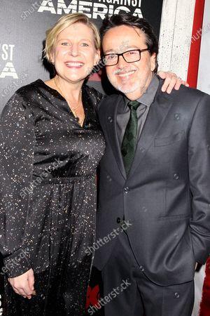 Stock Photo of Sue Nagle and Len Amato