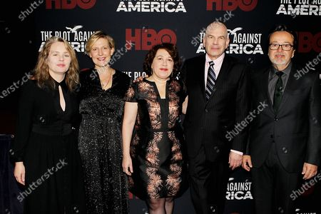 Editorial photo of The New York Premiere of HBO Films 'The Plot Against America', USA - 04 Mar 2020
