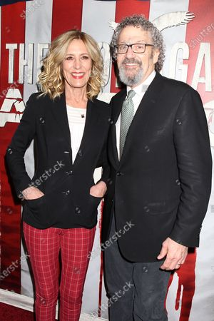Christine Lahti and Thomas Schlamme