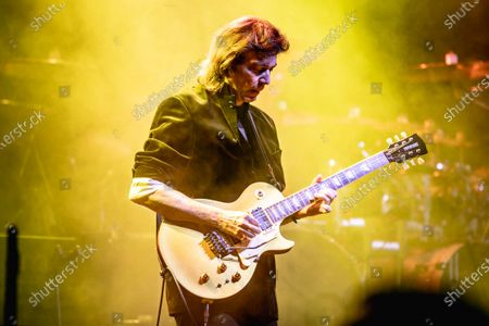 Editorial photo of Steve Hackett in concert at The Fillmore Detroit, Michigan, USA - 04 Mar 2020
