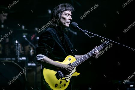 Editorial picture of Steve Hackett in concert at The Fillmore Detroit, Michigan, USA - 04 Mar 2020