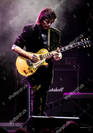 Stock Photo of Steve Hackett