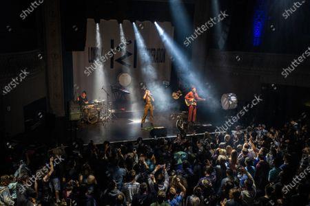 Echosmith - Sydney Sierota, Noah Sierota and Graham Sierota
