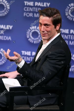 Editorial picture of Live at the Paley Center - An Evening with Kelly and Ryan, New York, USA - 04 Mar 2020