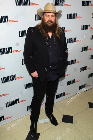 Performer Chris Stapleton attends the Gershwin Prize Honoree's Tribute Concert at DAR Constitution Hall, in Washington