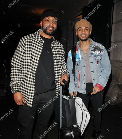 Editorial picture of The Berkley London new chauffer company launch party, London, UK - 04 Mar 2020