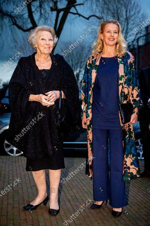 Princess Beatrix and Princess Mabel