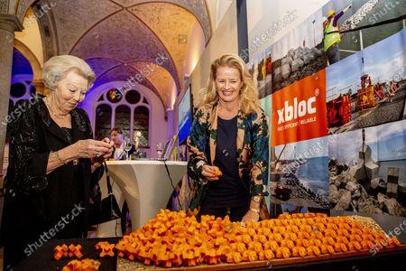 Editorial image of Prince Friso Engineer Prize, Delft, Netherlands - 04 Mar 2020